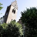 Gethsemane Kirke på Vesterbro er blandt de kirker, der skal lukkes.