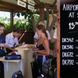 Hos Spies har man gennem de senere år udvidet mulighederne for, at gæsterne kan undgå køerne ved lufthavnens check in skranker.