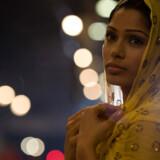 """Slumdog Millionaire, som for nylig fik otte Oscars, flyttede verdens opmærksomhed fra den pompøse """"Gateway of India"""" triumfbue til slumområdet, Dhavari."""