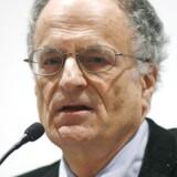 Thomas J. Sargent, professor i økonomi ved New York University, deler 2011 Nobelprisen i økonomi med Christopher A. Sims. (arkivfoto 2010)