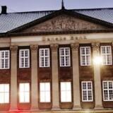 Danske Banks hovedsæde ved Holmens Kanal og Kongens Nytorv.