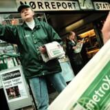 MetroXpress udkom for første gang i 2001. I dag kom så regnskabet for 2011, der viser gode takter.