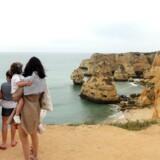 Hvis du trænger til en »puster« fra de mange turister, så findes der mere rolige steder ved Algarve-kysten.