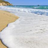Cypern topper listen over lande med det reneste badevand i EU.
