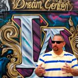 Alfred Lomas, grundlægger af LA Gang Tours.