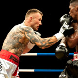 Mikkel Kessler knockoutede venezuelanske Gusmyr Perdomo i Herning 12. september og kvalificerede sig dermed til Super Six turneringen. Der er stadig billetter til hans første kamp i november i Californien.