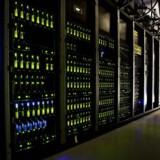 Følsomme oplysninger om både privatpersoner og firmaer ligger på kæmpemæssige servere, som i dag oftere og oftere bliver mål for cyberkriminelles indtrængen. Arkivfoto: Dennis Lehmann