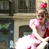Flamencoen spiller en stor rolle ved festivalen i Málaga.