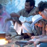 Johanne blev stærkt overvældet af mennesker og skikke i det mægtige og mystiske Indien.