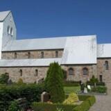 Folkekirken kan i fremtiden få lov at bestemme mere over indre anliggender. Her er det Vestervig Kirke, Danmarks størst landsbykirke.