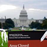 Der er lukket. For første gang i 17 år har strandede budgetforhandlinger ført til, at regeringskontorer og offentlige steder holdes lukket.