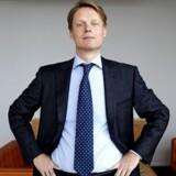 TDCs koncernchef, Henrik Poulsen, vinder på, at TDC har bredt sig over stort set alle markeder, nu hvor der især er pres på kernemarkederne inden for telefoni. Arkivfoto: Mads Nissen, Scanpix