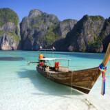 Efter at lavprisselskabet Norwegian har oprettet ruter til Bangkok, bliver det en del billigere at flyve ud til de lækre bounty-strande.