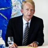 Fondsdirektør i ATP, Bjarne Graven Larsen, tror ikke på en ny storaktionær i TDC. Arkivfoto: Morten Germund, Scanpix