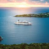 Seabourn Sojourn er et mindre luksusskib med all inclusive.