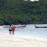 Den fredelige Coral Island er en kærkommen afveksling til det hektiske liv på turiststederne.