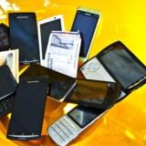 De for teleselskaberne så dyre tilskud til at bringe priserne på mobiltelefoner ned forsvinder nu effektivt, hvor også TDC stiger på vognen. Arkivfoto: Jonas Vandall Ørtvig, Scanpix
