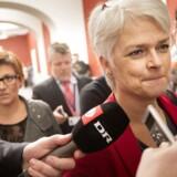ARKIVFOTO. Annette Vilhelmsen ærgrer sig, men er ikke overrasket over, at Ole Sohn har forladt partiet.
