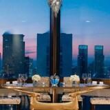 Noget af det, man får for pengene, hvis man checker ind i Ty Warner Penthouse på Four Seasons Hotel i New York er udsigten til New Yorks skyline fra byens højeste hotel.