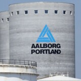 Aalborg Portlands administrerende direktør lægger ikke skjul på skuffelsen over den nye vækstplan. Foto: Brian Bergmann/Scanpix.