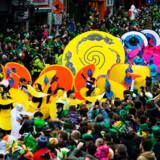 Den legendariske parade på selve St. Patricks Day er blot et ud af mange spændende tilbud i weekenden omkring helligdagen.