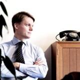 TDCs topchef, Henrik Poulsen, forventer konsolidering på det danske mobilmarked. Arkivfoto: Linda Henriksen, Scanpix
