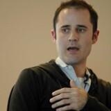 Twitter-medstifter Evan Williams træder tilbage som topchef. Arkivfoto: Robert Galbraith, Reuters/Scanpix