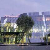 MOCA – Shanghais museum for moderne kunst.