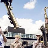 Der er flere end tusind arrangementer ved Copenhagen Jazz Festival.
