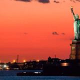 Knap 260.000 danskere rejste ind i USA sidste år.