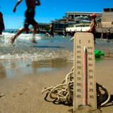 Falk Lauritsen Rejser har målt temperaturerne på 23 populære feriemål.