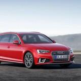 Fronten står skarpere på alle udgaver af Audi A4, men variationen mellem de forskellige udstyrslinjer er nu større