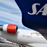 SAS landede for sent 30.348 gange, men det er få nok til, at selskabet for tredje år i træk vinder titlen som Europas mest præcise flyselskab.