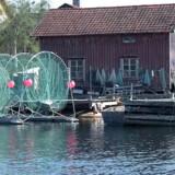 Sandhamn ligger i den ydre skærgård og lokker gæster til øen med sin stille charme.