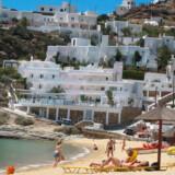 Anslået 220.000 danskere vil holde ferie i Grækenland denne sommer.