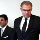 »Ikke i vores værste mareridt kunne vi have forestillet os det her,« sagde administrerende direktør i Lufthansa Carsten Spohr.