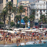 """""""Skal du til Barcelona, så indkvarter dig i Barceloneta området. Så er du tæt på både byen og en dejlig badestrand."""", lyder tippet fra Birgitte Have."""