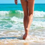 Det er strandene i Tyrkiet, som denne sommer har haft flest danskere på besøg.