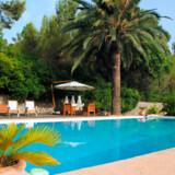 I en gammel olie-mølle har to danskere skabt et intimt og meget hyggeligt hotel i nærheden af Calvia.