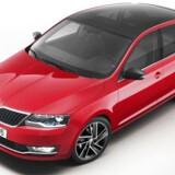 Rapid er en billig model med simpel teknik, men det ændrer sig næste år, når den nye udgave - med nyt navn - skal være en rigtig konkurrent til VW Golf og Kia Ceed