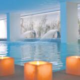 Det nyåbnede femstjernede Altis Belém Hotel & Spa i Lissabon er indrettet i en minimalistisk japansk stil. Her det stilfulde spa-område, hvor der venter timevis af forkælelse.