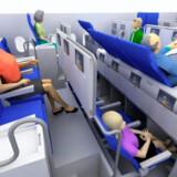 Det amerikanske selskab Aerion Corporation fra Nevada, USA, har gennemført vindtunneltests for en ny type overlydsfly, der ventes på vingerne i 2013 og endelig godkendt til passagertrafik i 2015.