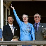 Danes' love affair with the Royal Family continues. Poll says no republic, thanks
