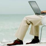 Hele 62 pct. af australierne har kontakt med arbejdspladsen under ferien.