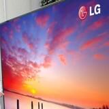 Nu skal stuen snart bygges ud, hvis der skal være plads til fjernsynet. LG lancerer på forbrugerelektronikmessen CES i Las Vegas i næste uge dette 84 tommer store 3D-ultradefinitionsfjernsyn - sandsynligvis til en betragtelig pris. Foto: LG