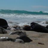 Et stykke af denne smukke Gwithian Beach i Cornwall er til salg.
