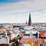 Næsten fem millioner turister vil besøge København i år, og det er knap syv pct. flere end sidste år.