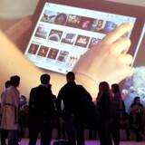 IFA-messen i Berlin løber fra 2. til 7. september, og her står journalister allerede i kø for at opsnappe nyheder om producenternes nye produkter - særligt de tavlecomputere, der skal tage udfordringen op mod Apples iPad.