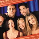 Karakternerne fra Friends følger desværre ikke med, når Central Perk flytter til London. Men alle rekvisitter fra kaffebaren gør.