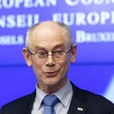 Formanden for det Europæiske Råd, Herman van Rompuy, tweetede »Værd at vente på« kort efter aftalen var i hus.